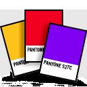 Pantone Ink Library